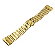 Watch band Eternico Garmin Quick Release 26 Stainless Steel Band Steel Plating, Gold - Řemínek
