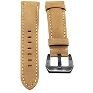 Watch Band Eternico Genuine Leather universal Quick Release 22mm brown