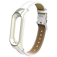 Eternico Mi Band 3 Litchie White - Watch band