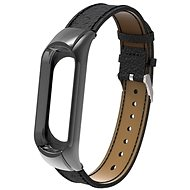 Eternico Mi Band 3 Litchie Black - Watch band