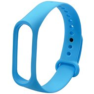 Eternico Mi Band 3 / 4 , Basic Blue - Watch band
