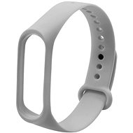 Eternico Mi Band 3 / 4 Basic Grey - Watch band