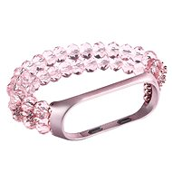 Eternico Crystal Pink for Mi Band 3 / 4 - Watch Band