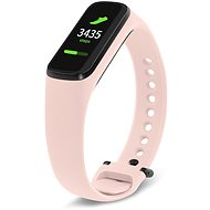 Eternico Samsung Galaxy Fit E Silicone Band, Pink - Watch band