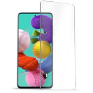 AlzaGuard Glass Protector for Samsung Galaxy A51 - Glass protector