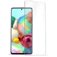 AlzaGuard Glass Protector for Samsung Galaxy A71 - Glass protector