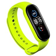 Eternico Silicone Lime for Mi Band 5 / 6 - Watch Band