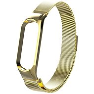 Eternico Milanese Loop Gold for Mi Band 5 / 6 - Watch Band