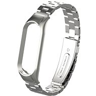 Eternico Stainless Steel Silver for Mi Band 5 / 6 - Watch Band