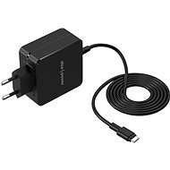 AlzaPower Laptop Charger W450C Black - Power Adapter