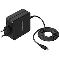 Power Adapter AlzaPower Laptop Charger W650C Black