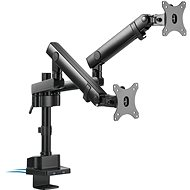 AlzaErgo Arm D85B Essential USB - Monitor Stand