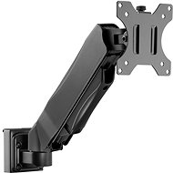AlzaErgo Slatwall SWAS430 Holder, Black - Holder