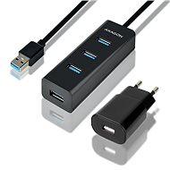 AXAGON HUE-S2BP 4-Port USB 3.0 CHARGING hub