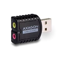External Sound Card  AXAGON ADA-10 MINI Adapter - Externí zvuková karta