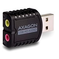AXAGON ADA-15 MINI HQ - External Sound Card