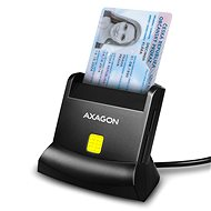AXAGON CRE-SM2 Smart Card & SD / MicroSD / SIM Card