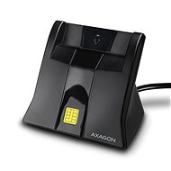 AXAGON CRE-SM4 USB Smart card StandReader