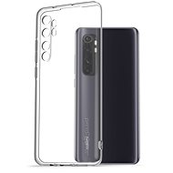 AlzaGuard for Xiaomi Redmi Note 10 Lite, Clear - Mobile Case