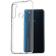 AlzaGuard for Motorola One Fusion+, Clear - Mobile Case