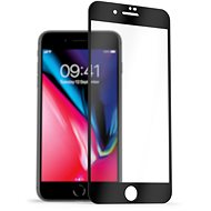 AlzaGuard 2.5D FullCover Glass Protector for iPhone 7 Plus/8 Plus - Glass Protector