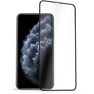 Glass Protector AlzaGuard 2.5D FullCover Glass Protector for iPhone 11 Pro Max/XS MAX