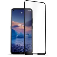 AlzaGuard 2.5D FullCover Glass Protector for Nokia 5.4 - Glass protector