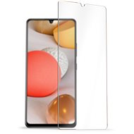 AlzaGuard 2.5D Case Friendly Glass Protector for Samsung Galaxy A42 / A42 5G