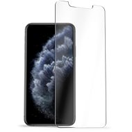 Glass Protector AlzaGuard 2.5D Case Friendly Glass Protector for iPhone 11 Pro Max / XS Max