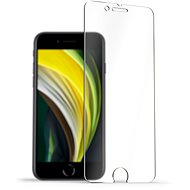 Glass Protector AlzaGuard 2.5D Case Friendly Glass Protector for iPhone 7/8 / SE 2020