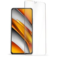 AlzaGuard 2.5D Case Friendly Glass Protector for POCO F3 - Glass Protector