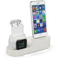 AhaStyle Stand for Airpods, iPhone and iWatch Beige