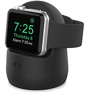 AhaStyle Silicone Stand for Apple Watch, Black - Watch Stand