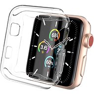 AhaStyle TPU Cover for Apple Watch 42MM Transparent 2 pcs - Protective Watch Cover