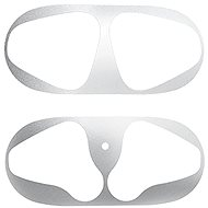 AhaStyle Protective Film for Airpods2 Silver