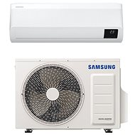 Samsung AR09TXCAAWKNEU + Samsung AR09TXCAAWKXEU incl. Installation - Split-System Air Conditioner
