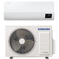 Samsung AR12TXFCAWKNEU + Samsung AR12TXFCAWKXEU incl. Installation - Split-System Air Conditioner
