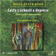 Audiokniha MP3 Cesty z úzkosti a deprese - Audiokniha MP3