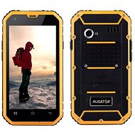 Aligator RX460 eXtremo 16GB black/yellow - Mobile Phone