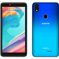Aligator S5540 Duo 32GB gradient blue - Mobile Phone