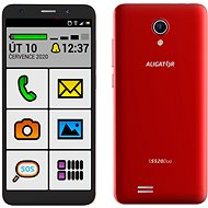 Aligator S5520 Senior, Red - Mobile Phone