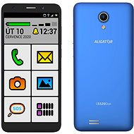 Aligator S5520 Senior, Blue - Mobile Phone