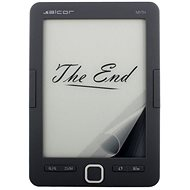 "Alcor Myth e-ink 6"" Black - E-book Reader"