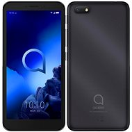 Alcatel 1V Black - Mobile Phone