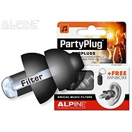 ALPINE PartyPlug Black - Accessories