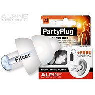 ALPINE PartyPlug White - Accessories