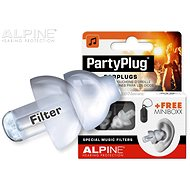 ALPINE PartyPlug Transparent - Accessories