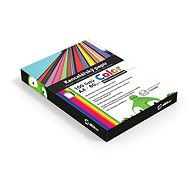 Alza Color A4 MIX Intensive 5x 20 Sheets - Office Paper