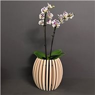 AMADEA Wooden Cover for a Flower Pot made of Solid Wood, 22 x 22cm - Protector