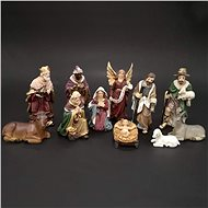 AMADEA Nativity Scene Figures - Larger 11cm - Decoration